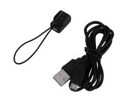 Bluetooth Headset Usb-kabel Cord Opladen Cradle Charger Adapter Voor Plantronics Voyager Legend Headset Zwart<br />  ACEHE