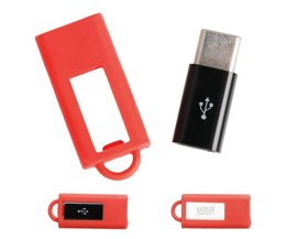 Mini USB Type C 3.1 Man 2.0 Micro USB 5 Pin Vrouwelijke Data Adapter Converter <br />  MyXL