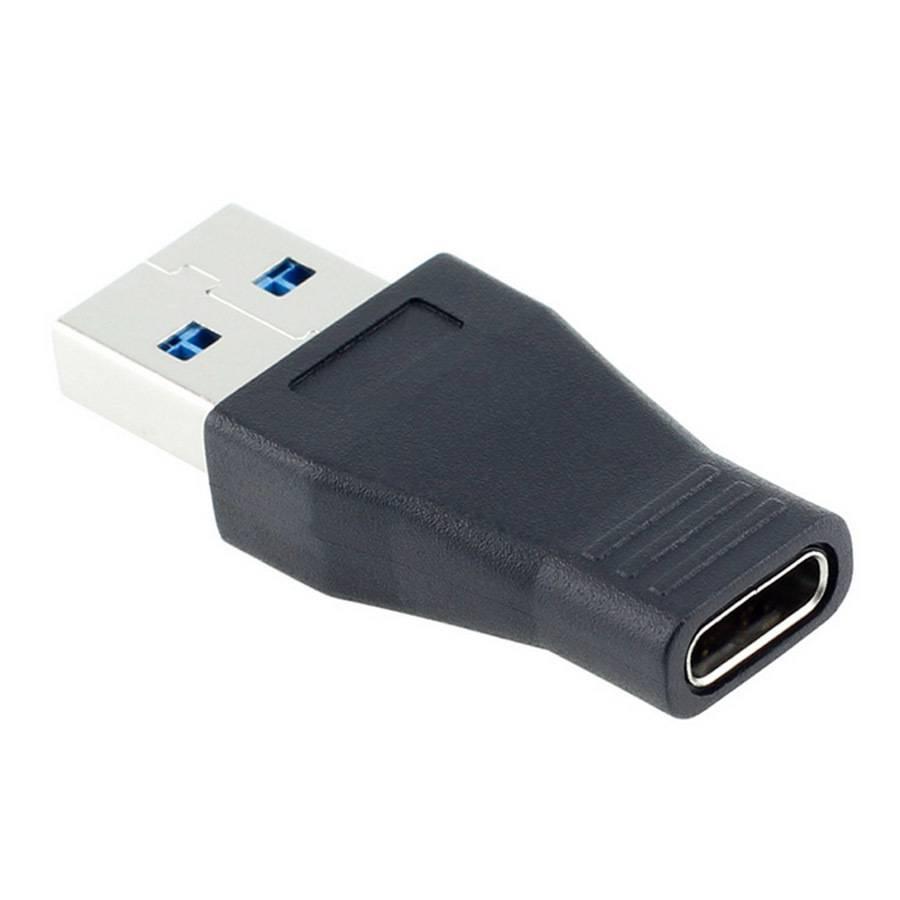 USB Type C naar USB 3.0 vrouwelijke om mannelijke adapterUSB type-C om USB3.0 Type-Een Connector voo