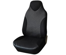 1 STKS Autostoel Cover Voor PU Lederen Universal Sport Hoofdsteun Auto Styling Auto Seat Protector Auto Interieur Accessoires <br />  AUTOYOUTH