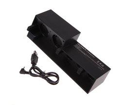 Promotie PS4 Fans USB Fan Koeler Externe Turbo Temperatuurregeling 5 Koeler voor Sony Playstation 4 PS4 Gaming Console <br />  VODOOL