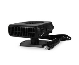 Koop Draagbare 12 V 150 W Auto Heater Verwarming Ventilator met Swing-out Handvat Rijden Enthousiastelingen Auto-Styling Ontdooier Demisterr <br />  Rectangle