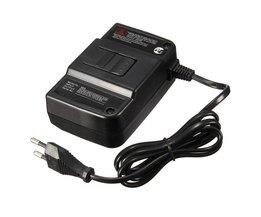 EU/US Plug AC100-245V DC Voeding Adapter Lader Voor Nintendo 64 Voor N64 Console Zwart <br />  ShirLin