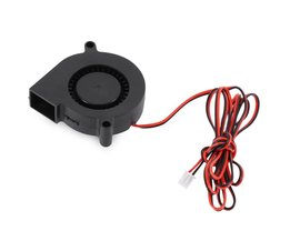 Zwarte 50mm x 50mm x 15mm 50mm 5 cm Computer PC DC Cooling Fans 12 V Blower Fan Koeler <br />  MOONBIFFY