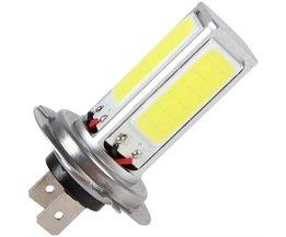 KoopNIEUWE20 W H7 Super High Power COB LED Wit Auto Licht voor Fog Rijden/DRL <br />  DUOXINGZHE