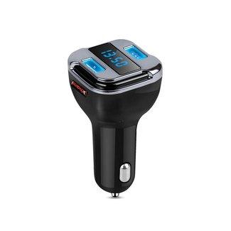 Autolader met GPS