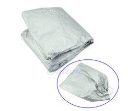 Waterdichte Zon UV Sneeuw Dust Regenbestendig Bescherming Full Car Cover Maat XXL <br />  QILEJVS