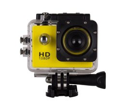 Waterdichte Sport Action Camera 1080P