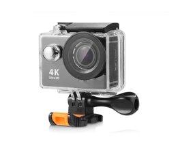 4K Actie Camera Set Waterdicht