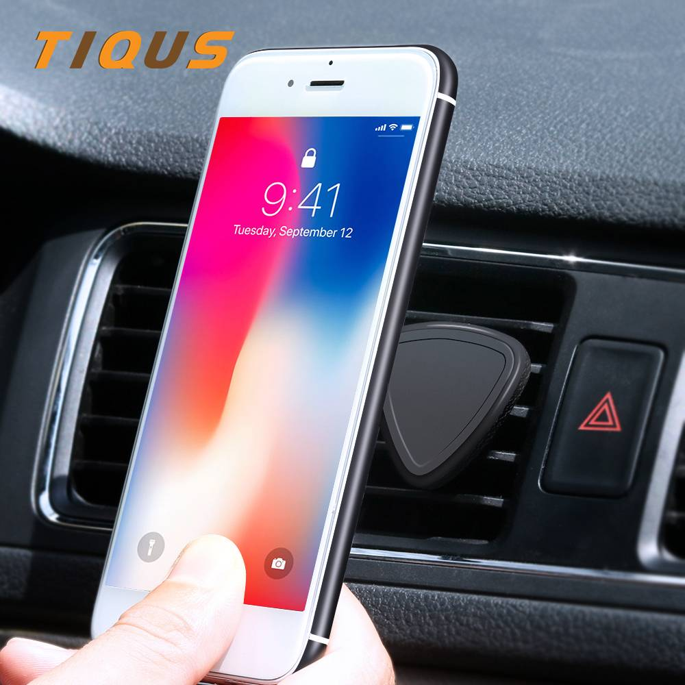 Dagaanbieding - Telefoonhouder Auto met Magneet dagelijkse koopjes