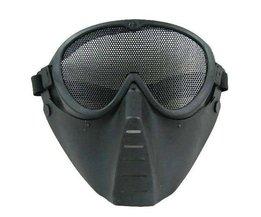 Airsoft Masker