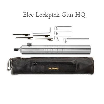SouthOrd elektrische lockpick gun E500XT