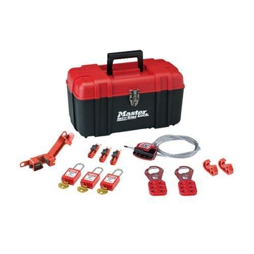 Filled lock-out toolbox S1117ES31KA