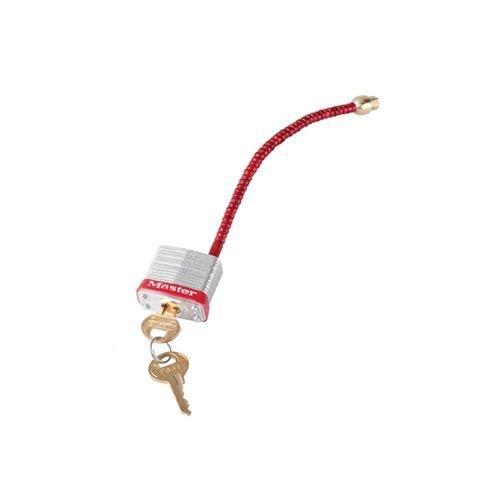 Padlock for circuit breakers 7C5RED