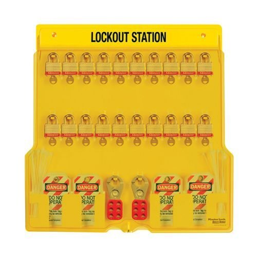Lock-out station 1484BP3