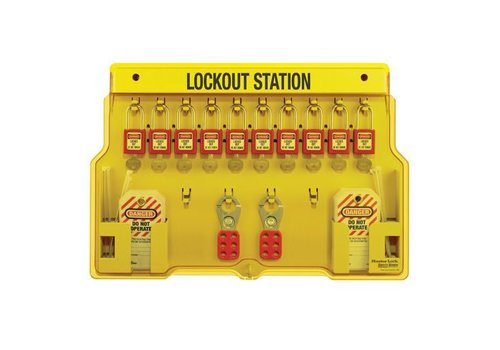 Lock-out station 1483BP410