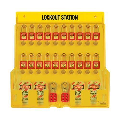 Lock-out station 1484BP410