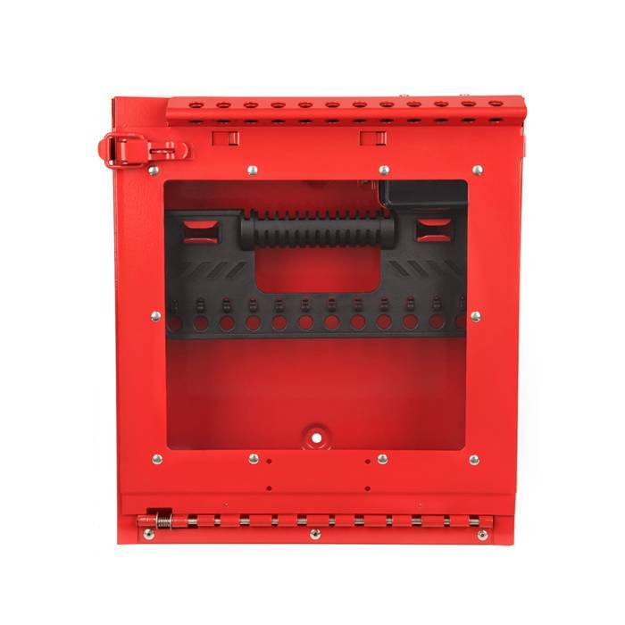 Master Lock Wall Mountable Group Lockout Box S3502