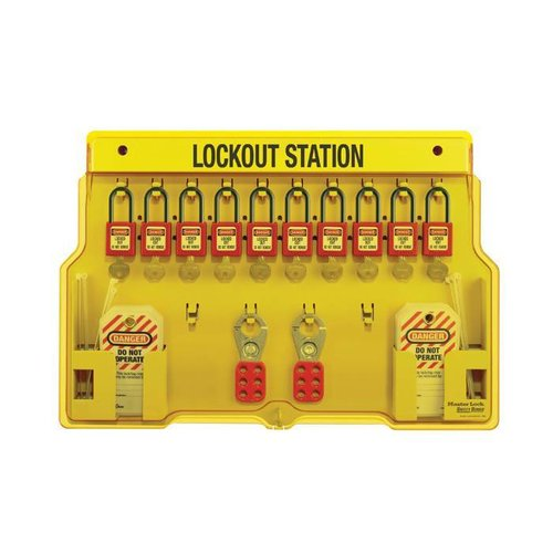 Lock-out station 1483BP406