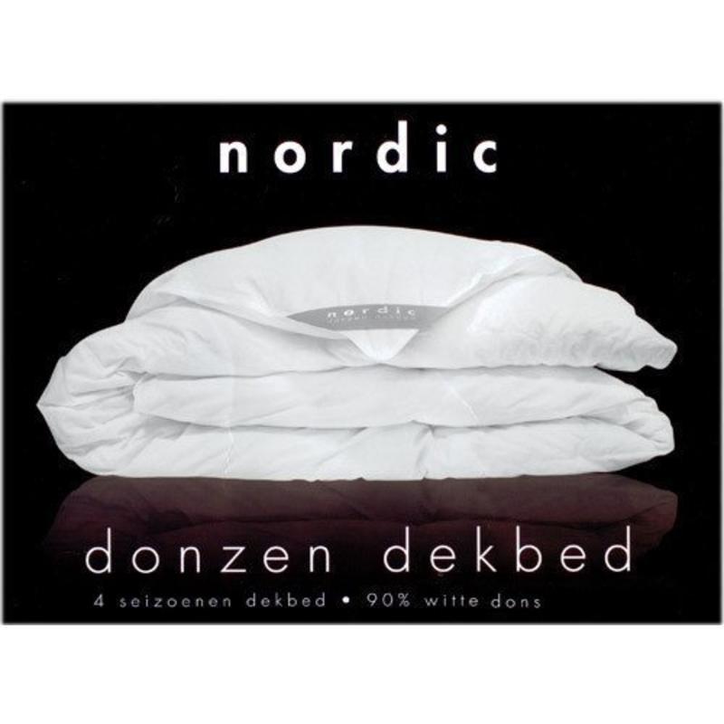 Ducky Dons Nordic donzen 4 seizoenen dekbed