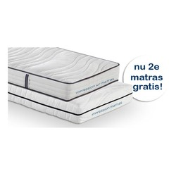 Ubica Ubica Impression AIR pocketverenmatras 2e matras gratis