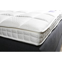 Norma Norma Topper Comfort en Style micropocket met talalay