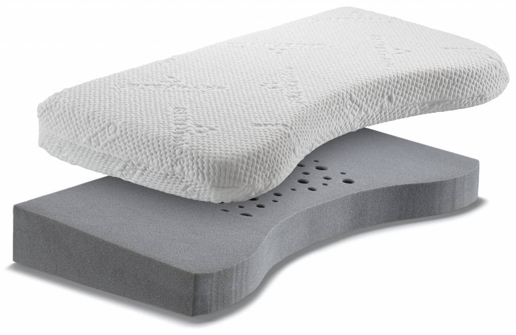 geltexinside flat hoofdkussen hoofdkussens gratis thuisbezorgd. Black Bedroom Furniture Sets. Home Design Ideas