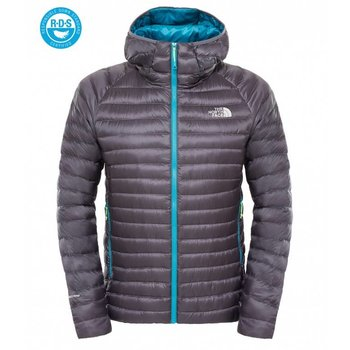 The North Face M Quince HD Pro Jas Vangdis Grey