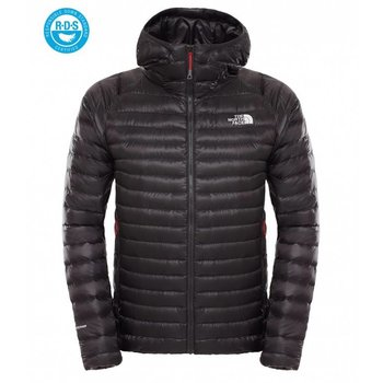 The North Face M Quince HD Pro Jacket Black