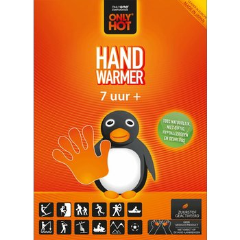 Hand Warmer Only Hot