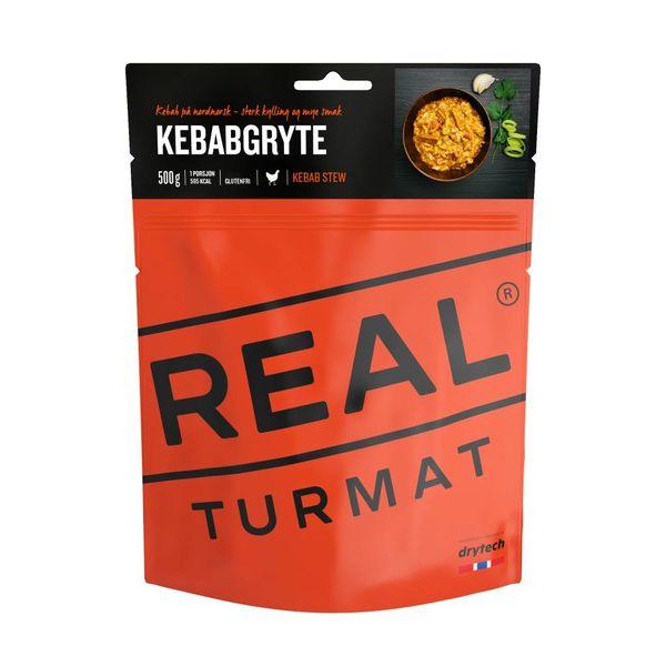 Real® Turmat Kebabpot Outdoor  maaltijd 597 Kcal