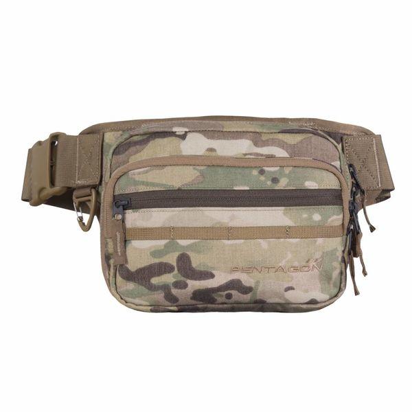 Pentagon® Runner heuptas (verborgen wapenvak)