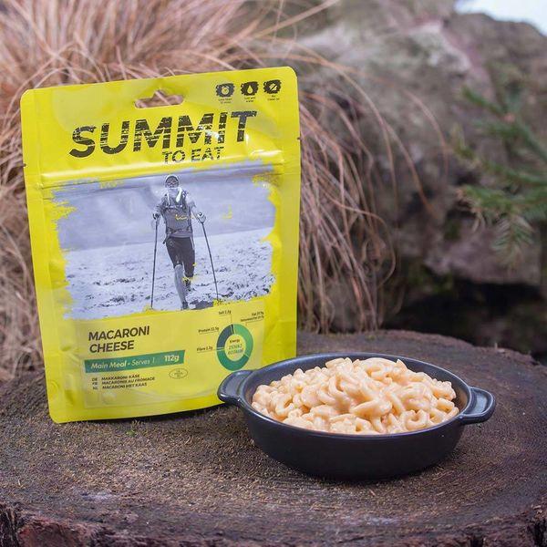 Summit to eat Macaroni met kaas
