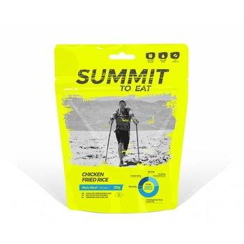 Summit to eat Kip met gebakken rijst