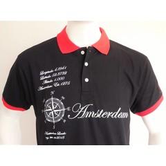 "Navigator Amsterdam Polo Shirts ""Amsterdam Locals"""