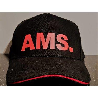 AMS. Black Cap AMS. Cap  Amsterdam Locas