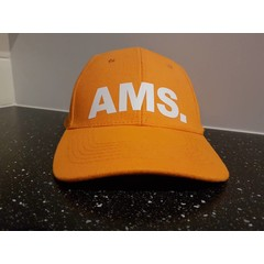AMS. Orange Cap AMS.  Cap
