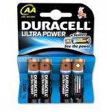 Duracell Duracell alkaline batterij Ultra Power M3 AA