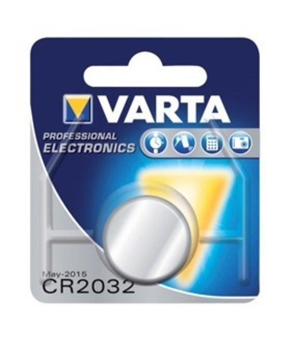 Varta Varta knoopcel batterij CR2032 - 3V