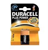 Duracell Duracell alkaline Plus Power Blok 9V