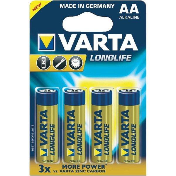 VARTA alkaline long life AA