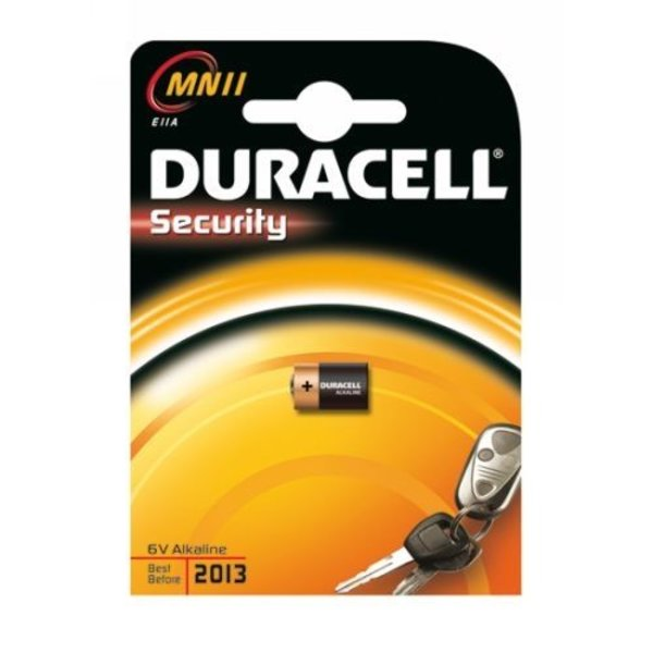 Duracell MN11 security 6V
