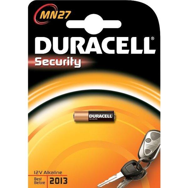 """Duracell MN27 """"pil"""" 12V"""