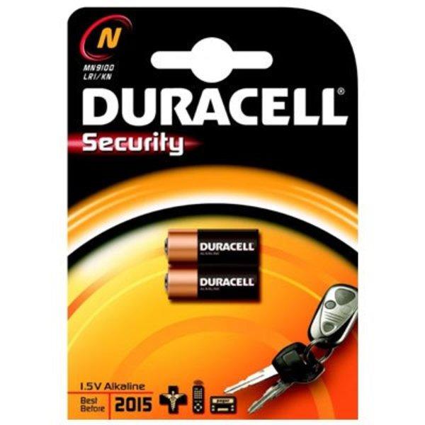 """Duracell """"N"""" MN9100 1,5V"""