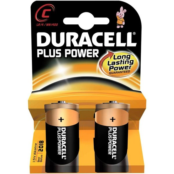 Duracell Plus Power C 1,5V