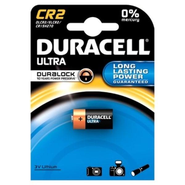 Duracell CR2 foto batterij 3V