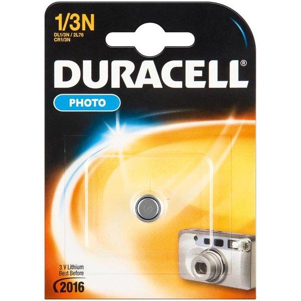 Duracell 1/3N lithium 3V