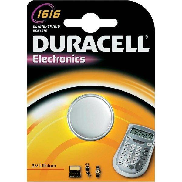 Duracell 3V knoopcel 1616