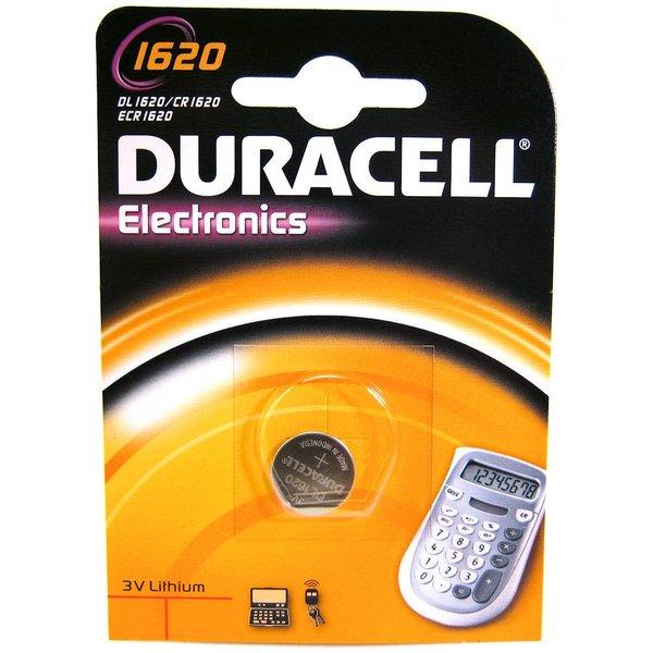 Duracell 3V knoopcel 1620