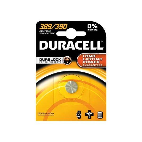 Duracell 389/390 1,5V knoopcel